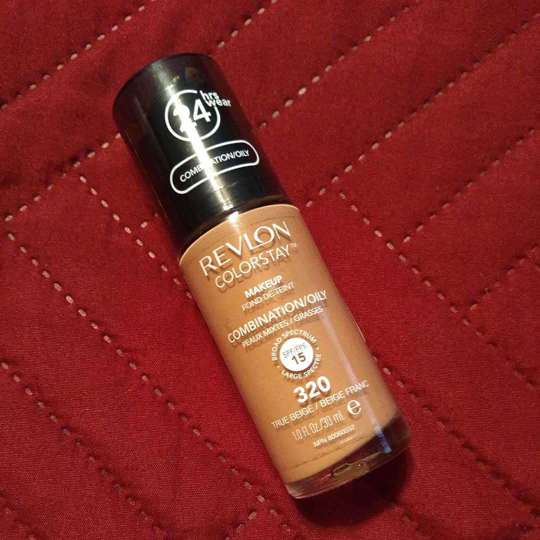 Revlon Color Stay Foundation Combi/Oily Ivory 30ml